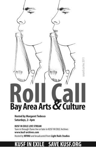 Tedesco_KUSFINEXILE_RollCall_BayArea Arts&Culture