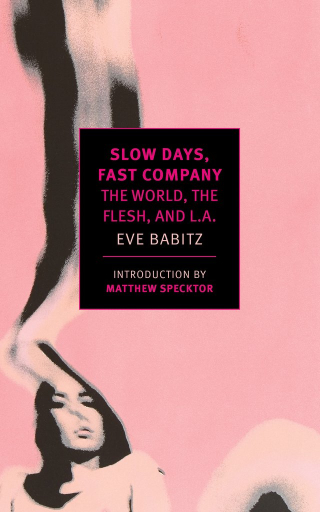 Babitz.Slow_Days_hi-res_1024x1024
