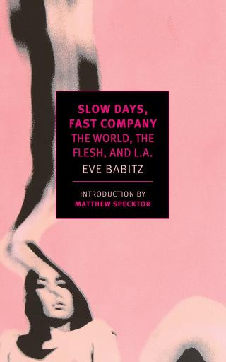 Babitz.Slow_Days_hi-res_1024x1024