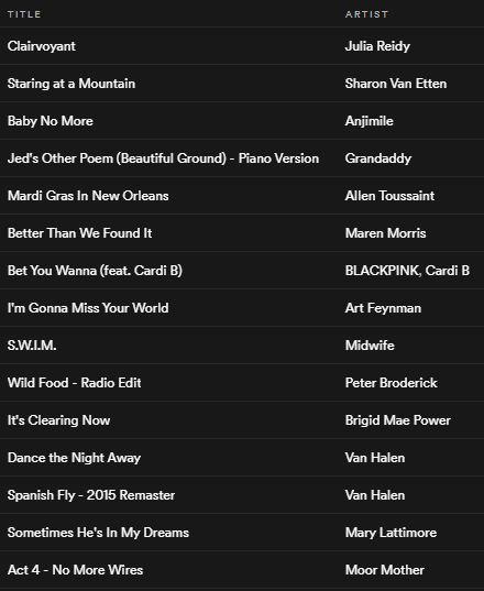 Matokie Mix 101120